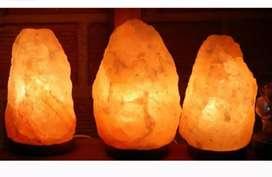 NUEVAS. Lámpara de sal de HIMALAYA, de una pieza obtenes sus verdaderos beneficios (No en trozos de sal). de 2kg