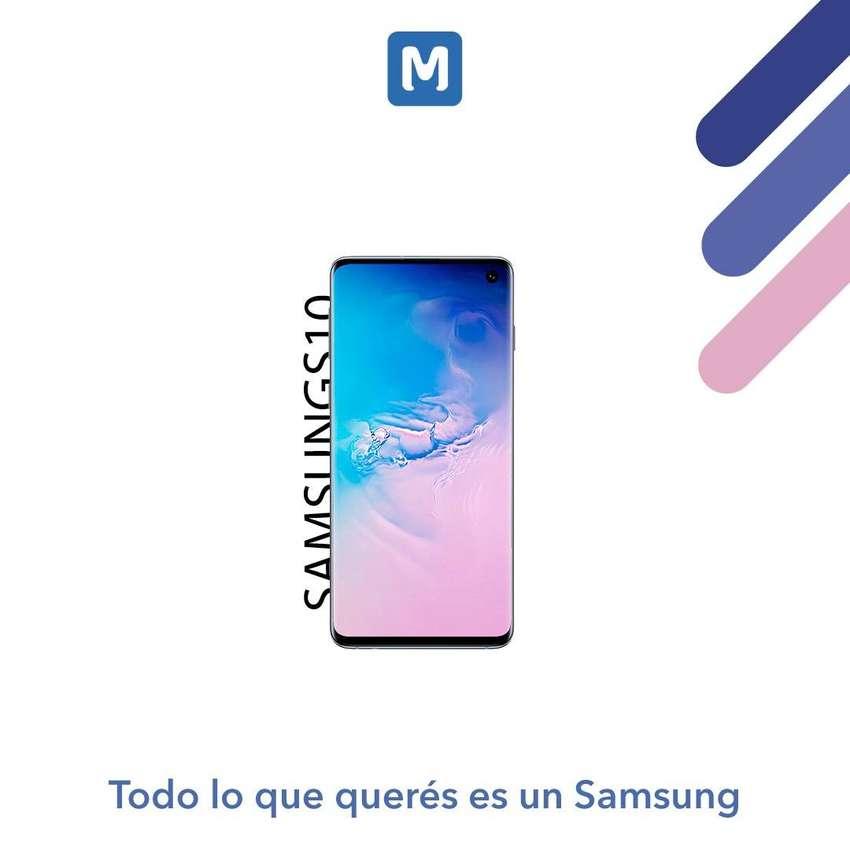 SAMSUNG Galaxy S10 128Gb GARANTIA, LOCAL COMERCIAL! 0