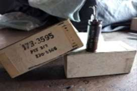 Tubo Geiger lnd 712, tubo geiger muller LND712 hecho en EE. UU.