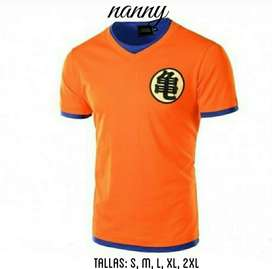 Camisetas Dragon Ball
