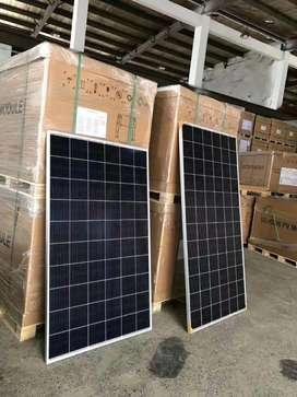 Panel solar monocristalino CSUN 375w 25 años e garantía