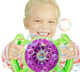Burbujero Burbujas Juguete Infantil