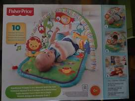 Gimnasio para bebés fisher price
