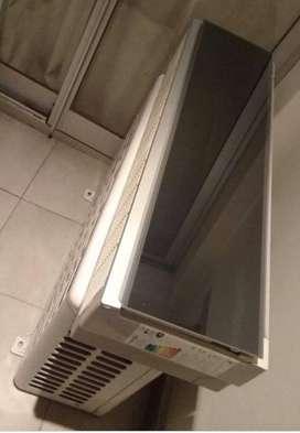 Aire lg Artcool fc 3000 espejado funciona muy bien