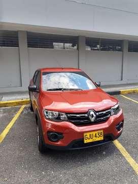 Renault Kwid 2020 Rojo