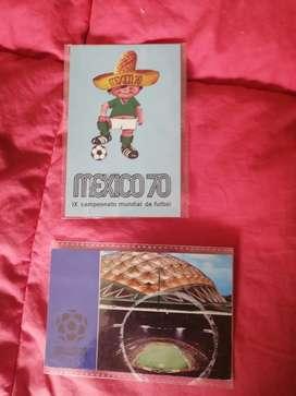 Antiguas postales México 70