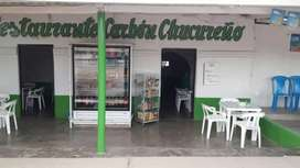 Vendo restaurante: Bosconia-cesar