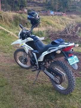 Moto  yettor Galloper 200