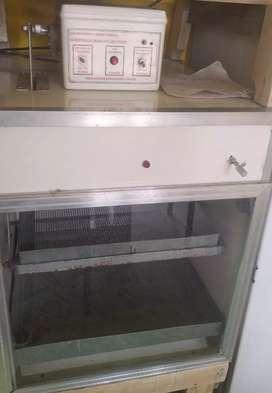 Vendo incubadora
