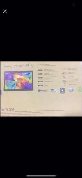 Galaxy tab SMT805m