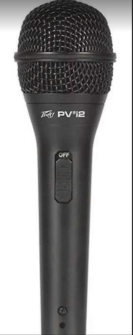 Microfono Peavey a Estrenar