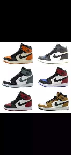 Tenis Nike Jordan Retro 1 caballero