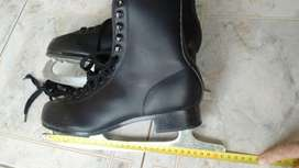 Patines para Hielo T38, Negros