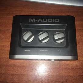 M - AUDIO FAST TRACK