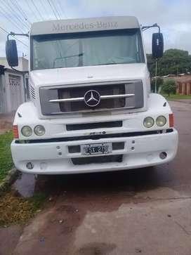 Permuta Camion MB1634 y Acoplado Navarro2008 por vivienda en San Miguel de tucuma