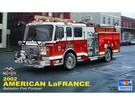 camion bomberos american lafrance