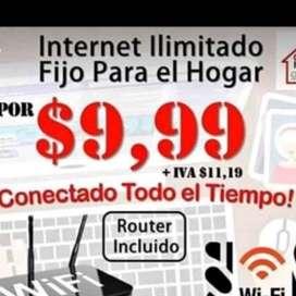 Wifi fibra optica