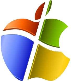 Tecnico de Computadoras con Garantia A DOMICILIO y POR TELETRABAJO (Internet) Apple Mac PC Laptop MacBook Obsequios HOY