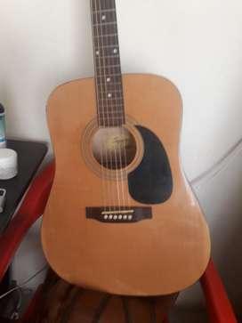 Guitarra Squier Fender Acustica Barata