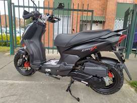 scooter SYM R 180 i unico dueño