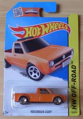 Hot Wheels , Volkswagen Caddy