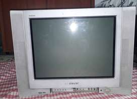 Televisor antiguo SONY