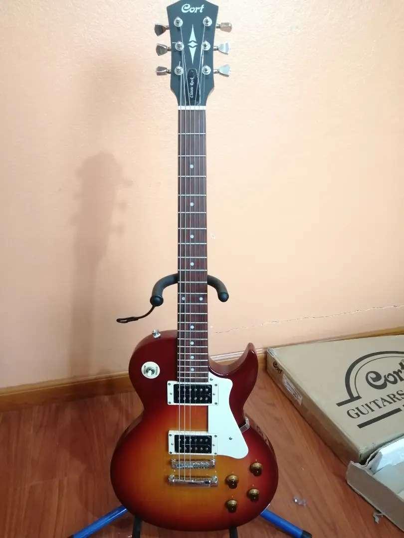 Guitarra CORT CR100 0