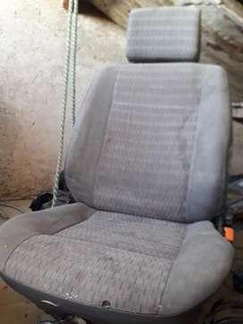 Butacas ORIGINALES VW G1
