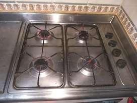 Mantenimiento reparacion. E instalación de toda clase de cocinas empotradas residenciales con horno o wok