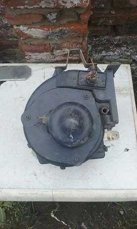 Motor Y Turbina de Calefaccion