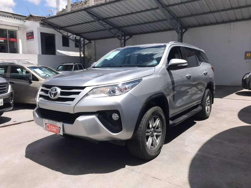 Toyota Fortuner 2018 0