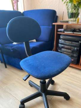 Silla para escritorio giratoria y graduable