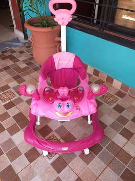 Andador para nena