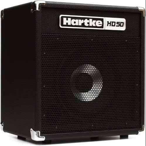 Amplificador Hartke Para Bajo Electrico Hd50 Hd-5