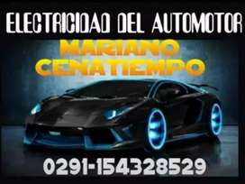 Electricidad Del Automotor a Domicilio