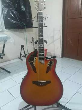 Guitarra electroacústica ki sound