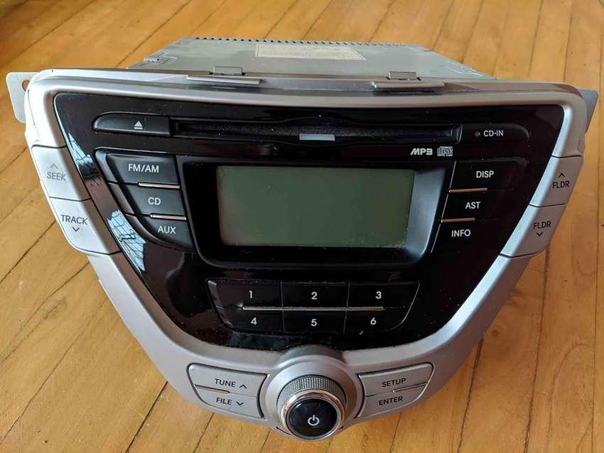Radio Original Hyundai i35 2012 0