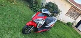 Honda new élite