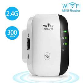 Repetidor Y Amplificador De Señal Repetidor Wifi Wireless N