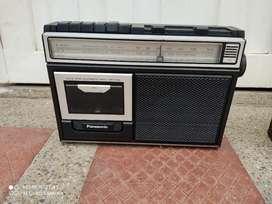 Grabadora antigua Panasonic