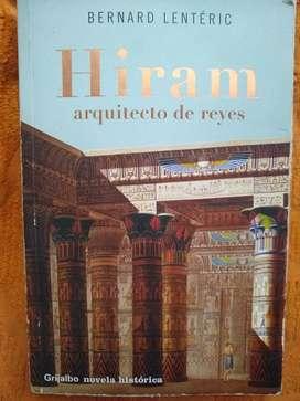 libro hiram arquitecto de reyes de lenteric