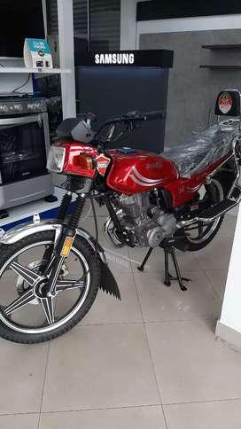 Moto Shineray XY150I- PARA ENSAJERIA- CHIMASA ' MONICA