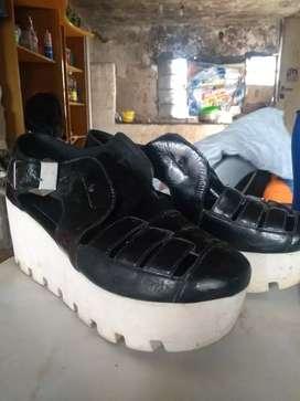Vendo sandalias 39