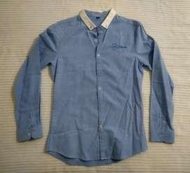 Camisa manga larga con cueyo