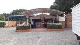 Estadero, Piscina, Estanco Y Lavadero