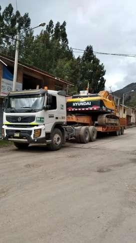 Transporte con Camabaja en Huaraz