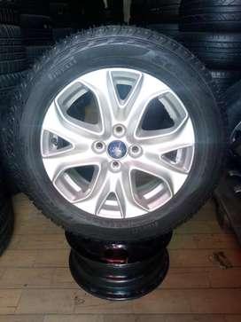 Rin-repuesto completo 16 Ford Ecosport