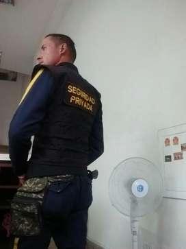 Ofrecemos Servicio de Vigilancia Privada
