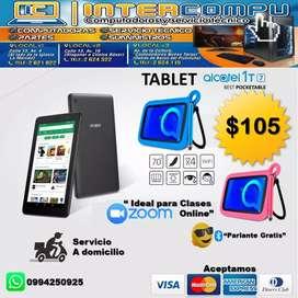 Tablet alcatel 17T