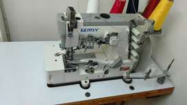 Máquinas Industriales de coser